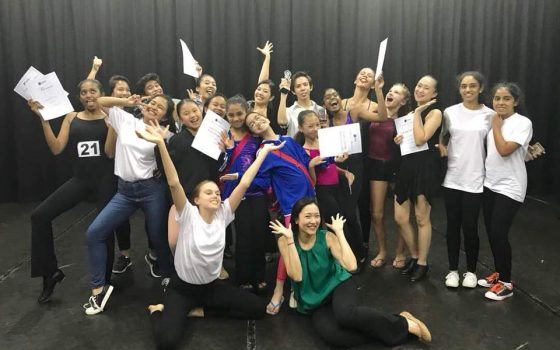 Imperial Society of Teachers of Dancing (ISTD) Tap and Modern Awards