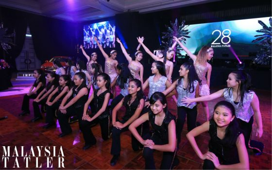 Malaysia Tatler: The performers were talented children from Dancesteps Studio
