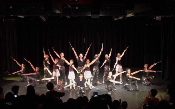 Dancesteps Studio's Students At Malaysia's First Tap Festival 2017